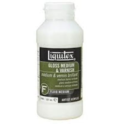 Picture of Liquitex Gloss Medium & Varnish