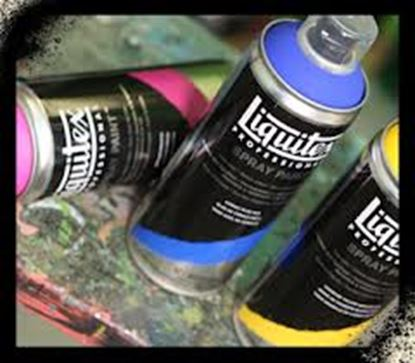 Picture of Liquitex Paint Spray