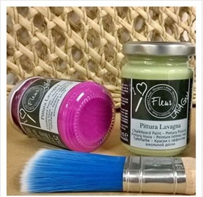 Picture of To Do Fleur Chalkboard Paint