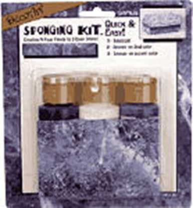 Picture of DecoArt Sponging Kits