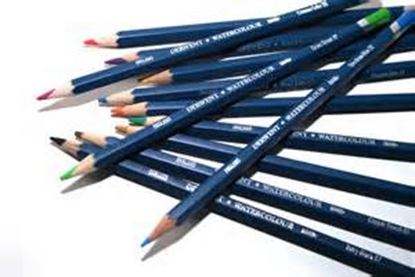 Picture of Derwent Watercolour Pencil 6pcs