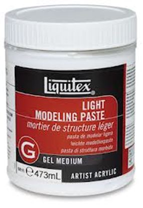 Picture of Liqiuitex  Light Modeling Paste