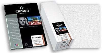 Picture of Canson Infinity BFK Rives Smooth Pure White Surface