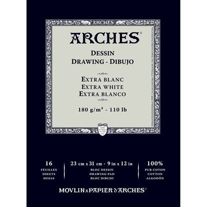 Picture of Canson Arches Drawing - Dibujo Extra White 180G 110lb