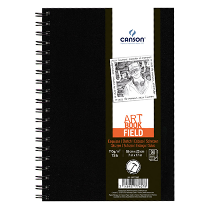 Picture of Canson Art Book Field Sketch Pad 96g