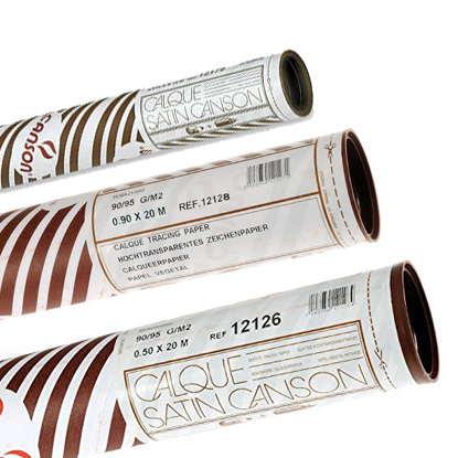 Picture of Canson Calque Tracing Rolls