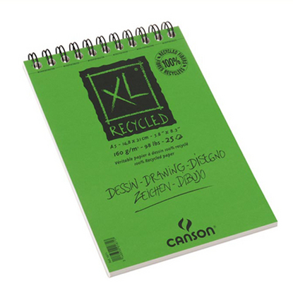 Picture of Canson XL Recycled Design (Green) 160g