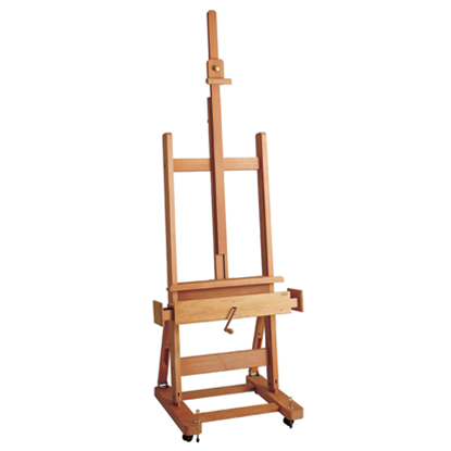 Artmate Profetional Wooden Easel W-15