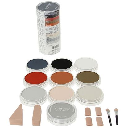 Picture of Pan Pastel Drawing set of 10