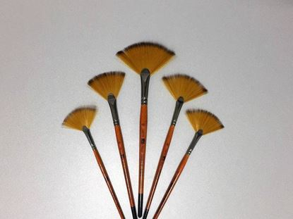 Picture of Rosa Synthetic Brushes