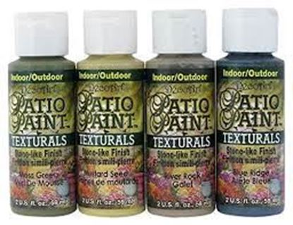 DecoArt Patio Paints Texturals