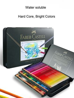 Faber Castell Water Color Pencils - 120