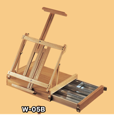 Artmate Wooden Top Table Easel W-05B