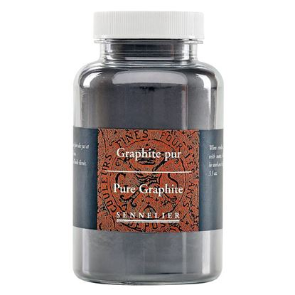 Sennelier Graphite Powder Jar 100 g