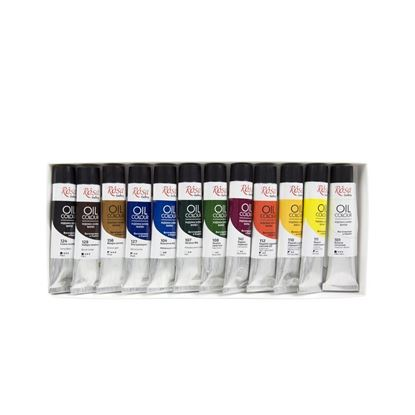 Rosa Oil Paint Set  12*20 ml, ROSA Gallery
