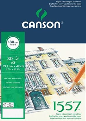 Canson PAD 30SH  1557®  180G DRAWING